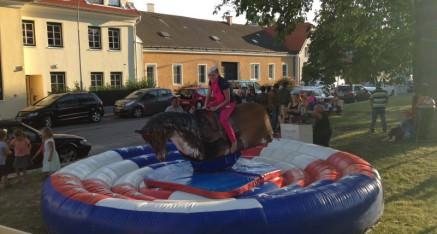 Rodeo-Pferd